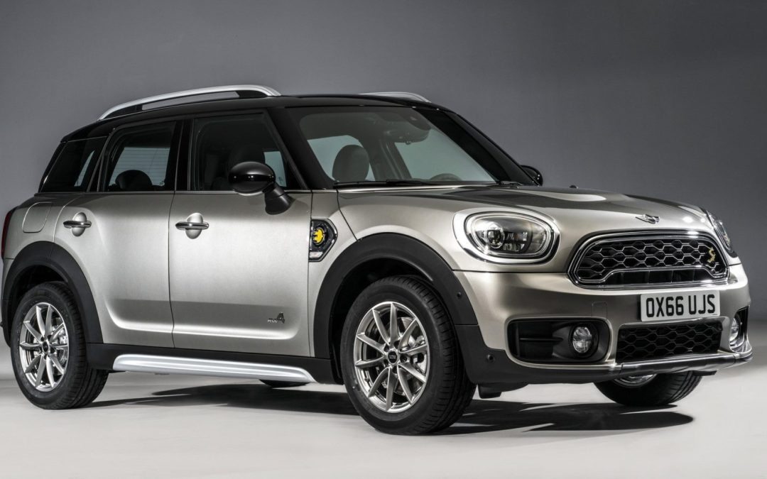 Road test: 2018 Mini Countryman Plug-in Hybrid