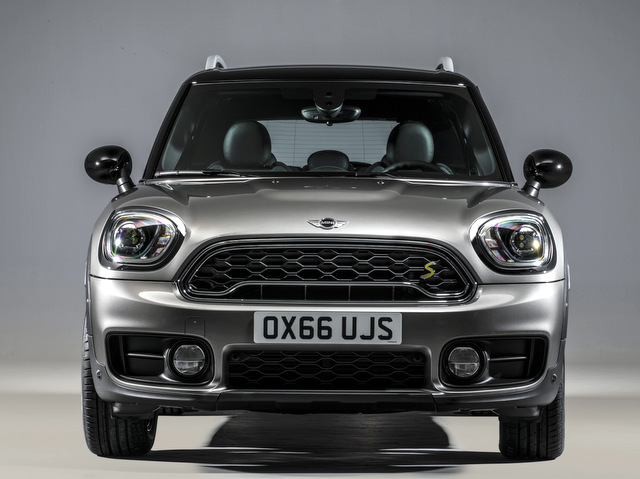 2018 Mini Countryman Plug-in Hybrid