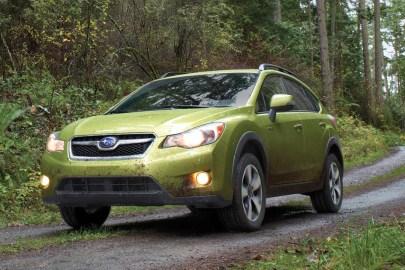 Subaru Crosstrek Plug-in Hybrid