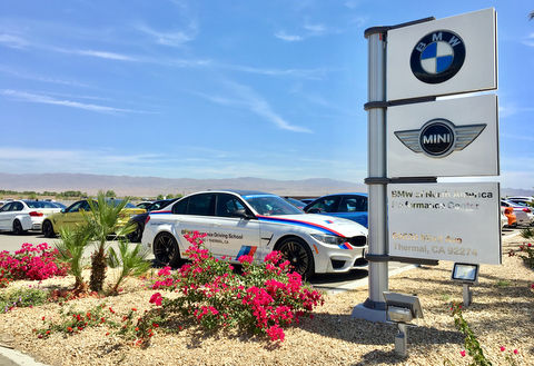 BMW Driving tips