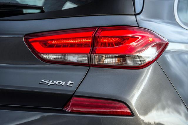 2018 Hyundai Rlantra GT Sport