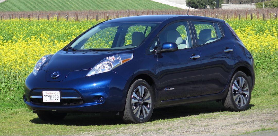 Leaf battery, 2016-17 Nissan Leaf
