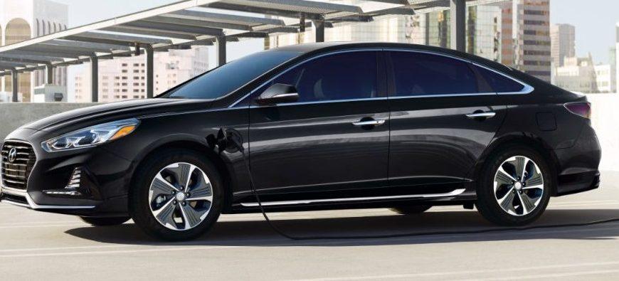 2018 Hyundai Sonata PHEV