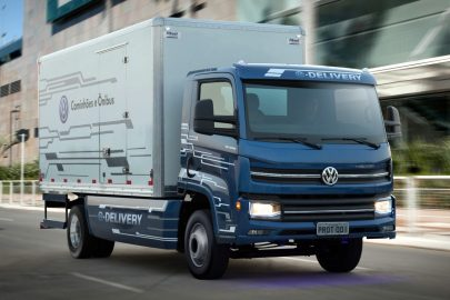 Volkswagen e-Delivery