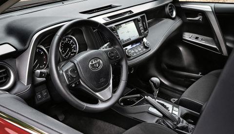2018 Toyota RAV4 Advanture