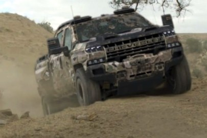 SILVERADO ARMY FUEL CELL