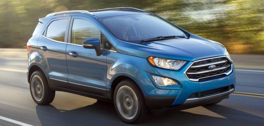2018 Ford EcoSport