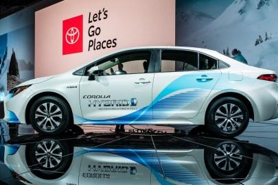 2020 Toyota Corolla Hybrid