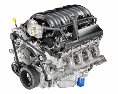 2019 6.2L V-8 DFM VVT DI (L87) for Chevrolet Silverado