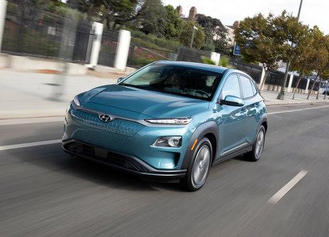 Hyundai Koan EV