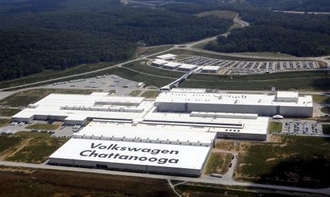 VW US EV Plant