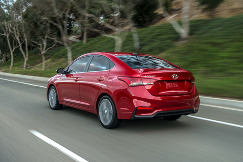 The 2018 Hyundai Accent is the smallest and least-expensive vehicle from Hyundai, and with nearly 25 years of history and more than 1.2 million models sold, among its longest-serving and most-recognized nameplates.