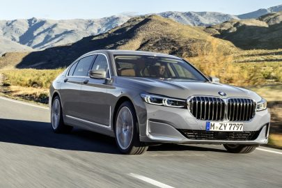 2020 BMW 7-Series PHEV