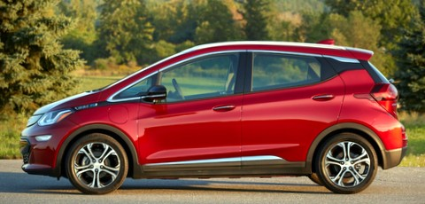 2019 Chevrlet Bolt EV