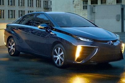 Toyota, Toyota Mirai, future cars