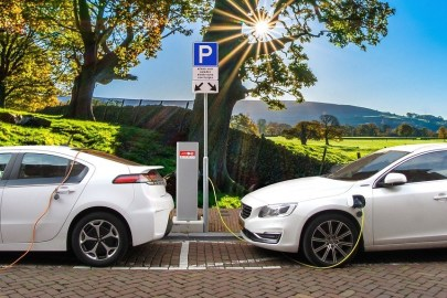 EVs charge into the future