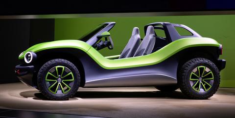 Volkswagen I.D. Buggy, Geneva Motor Show