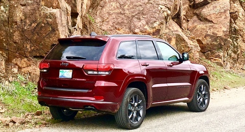 2019 Jeep® Grand Cherokee Limited X