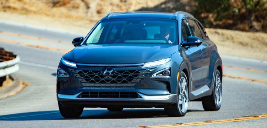 2019 Hyundai Nexo FCEV