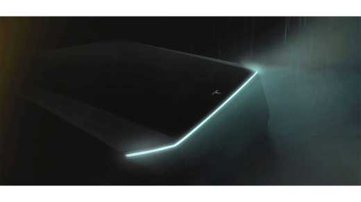 Tesla electric pickup