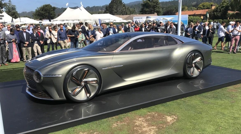 Bentley EXP 100 GT Concept EV