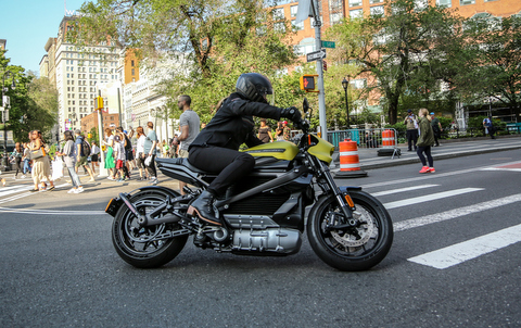 5 electric Motorcycles for your EV garage Harley Davidson LiveWire