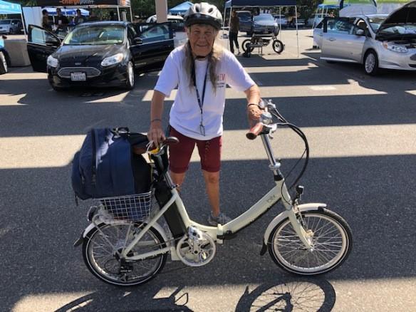 National Drive Electric Week (NDEW), electric bike