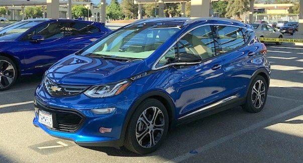 National Drive electric Week (NDEW), Chevrolet Bolt