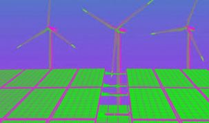 Hybrid Power Project