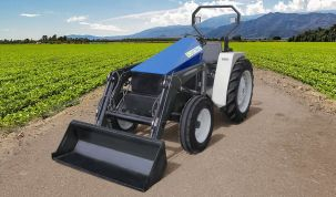 electric tractors