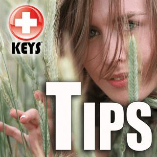 Keys Tips