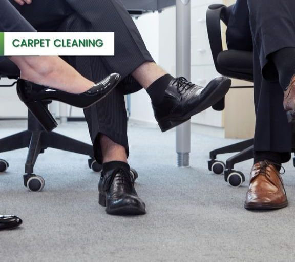 carpet cleaning office