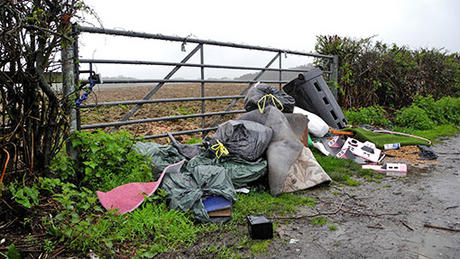 Fly-tipping | Clean Highways