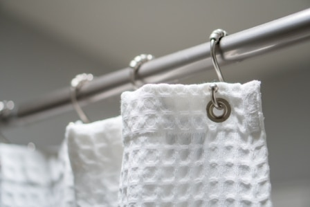 top 15 best shower curtain rods in 2021