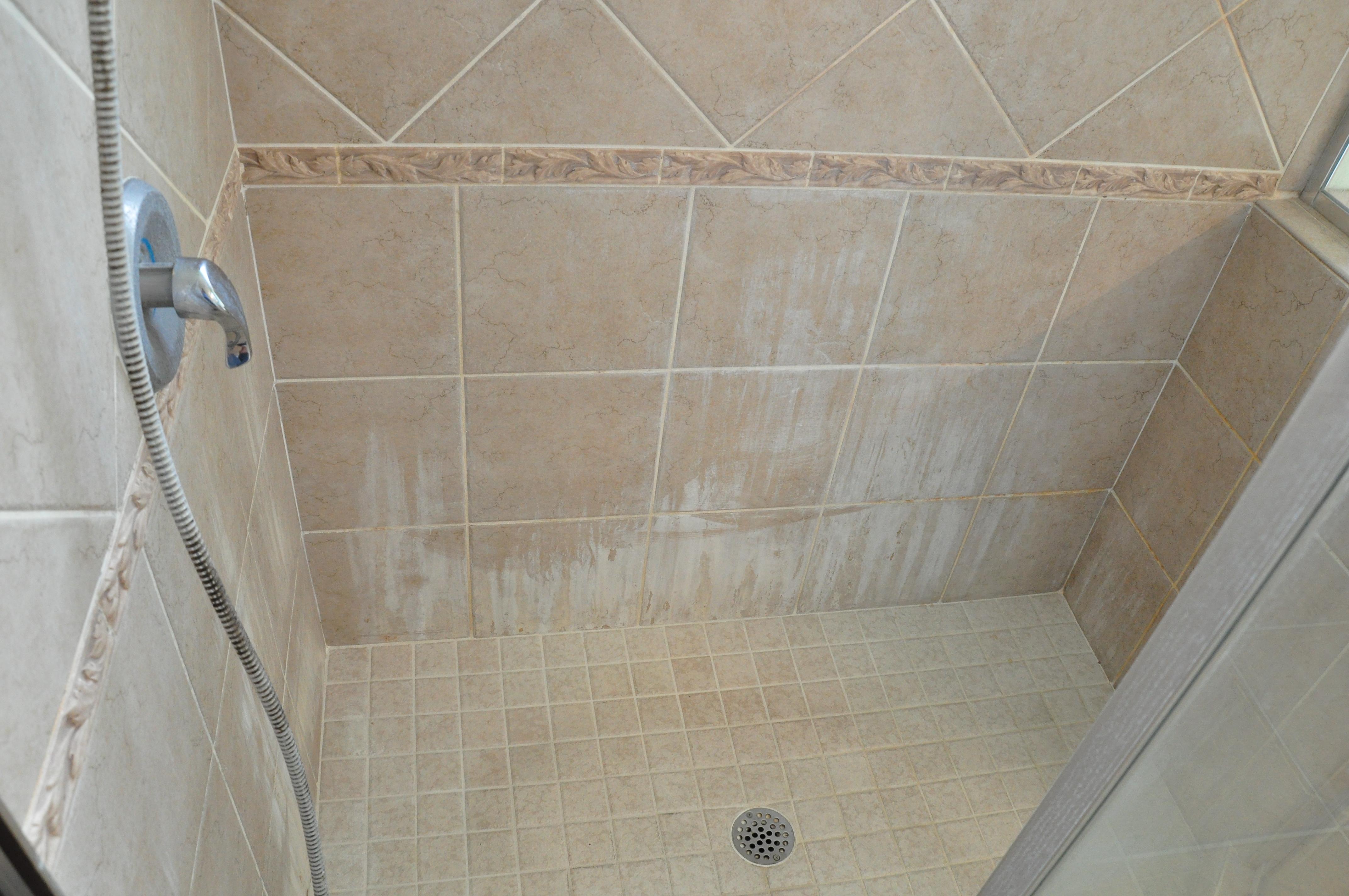 shower tile repair shower tile