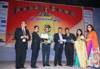 Prize Distribution Mr. Joshi & Chef Janveja