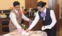 Housekeeping-table
