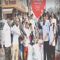 Chakachak Valentine: Noida's Garbage collection drive