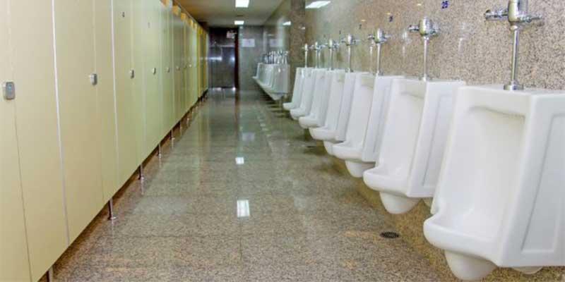 Steps to improve washroom hygiene