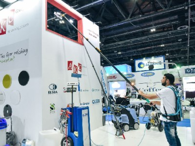 Middle East Cleaning Technology Week will return to Dubai in 2022