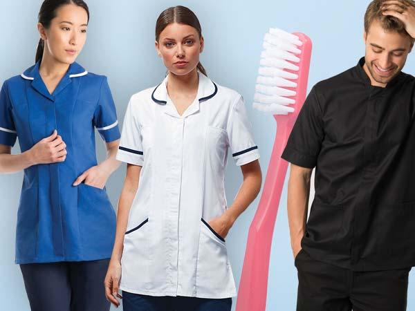 Dentist and Dental Practice Uniforms
