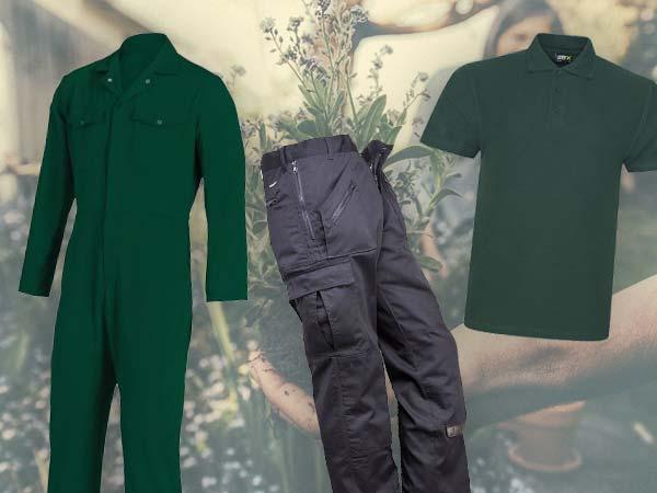 Gardeners Uniforms And Gardening Workwear