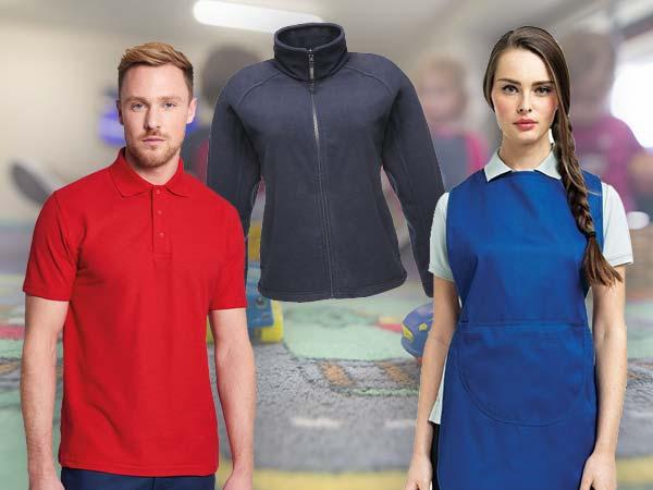 Nursery Staff Uniforms & Workwear