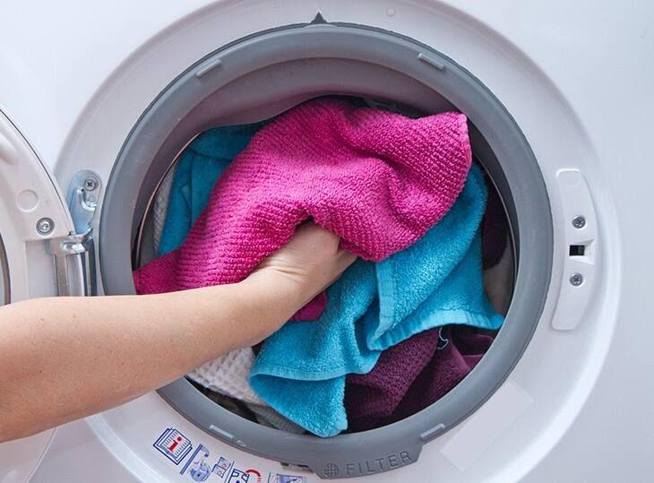 Giặt lụa tơ tằm bằng máy giặt