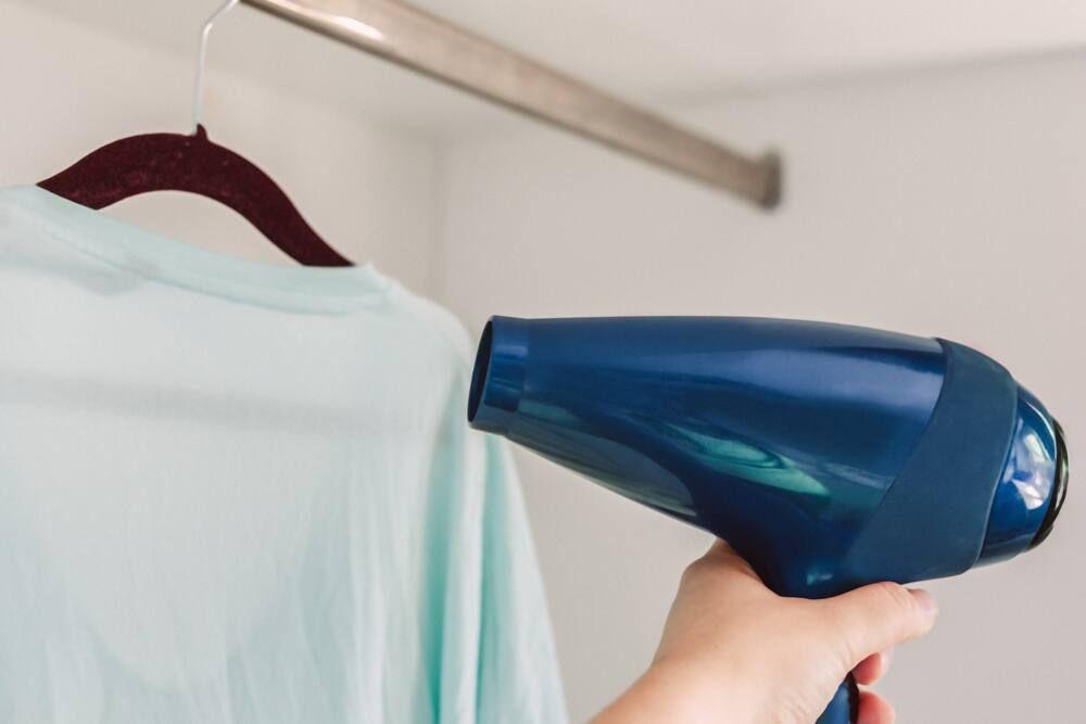 khử mùi quần áo