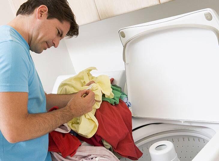 5 Thứ bạn không nên cho vào máy giặt sấy khô