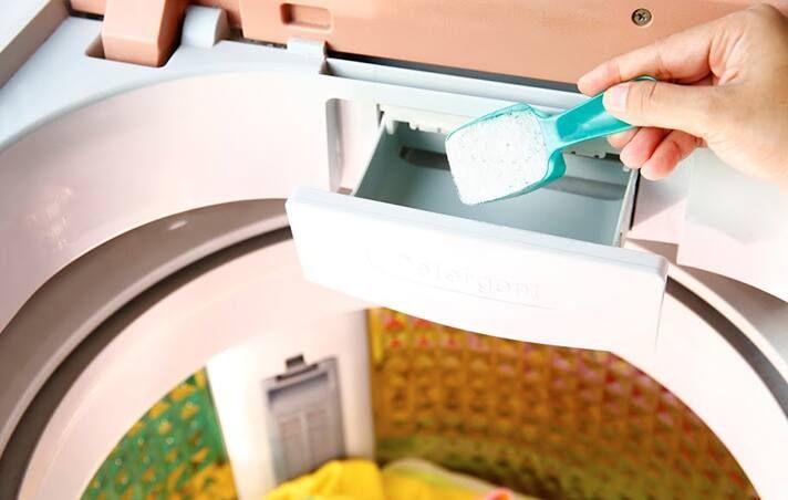 Hướng dẫn sử dụng bột tẩy lồng giặt
