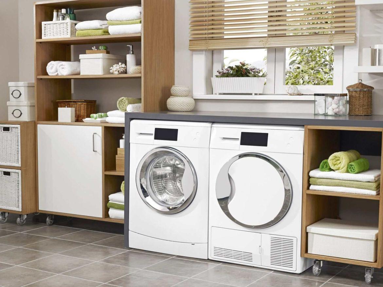 Giặt bằng máy