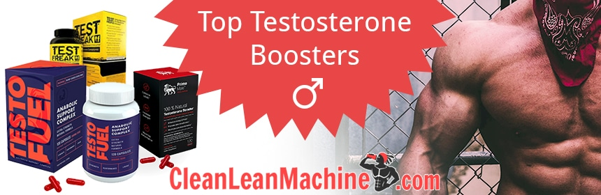 Top 5 Testosterone Boosters for 2018