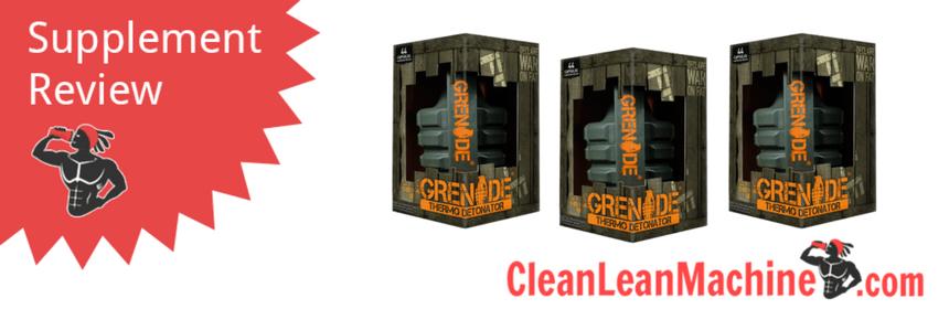 fat burner, grenade, grenade thermo detonator review, fat burner review